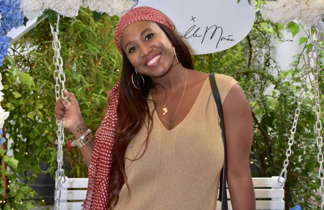 A Beautiful Future Lunch - Female Empowerment at Hotel Zoo. Berlin, Germany - 08.07.2019 Pictured: Motsi Mabuse Ref: SPL5102791 080719 NON-EXCLUSIVE Picture by: AEDT / SplashNews.com Splash News and Pictures Los Angeles: 310-821-2666 New York: 212-619-2666 London: 0207 644 7656 Milan: 02 4399 8577 photodesk@splashnews.com World Rights,