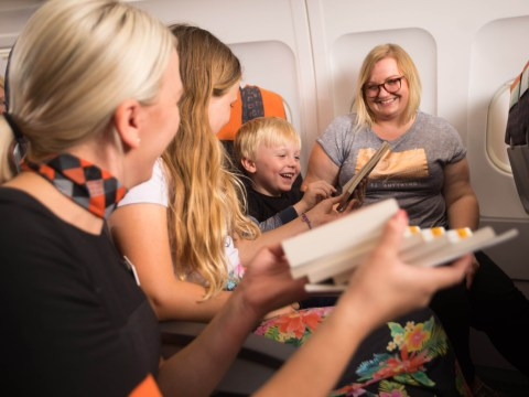 EasyJet launches on-board lending library with 60,000 books across 300 flights