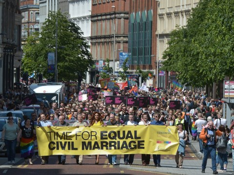 MPs vote to legalise same-sex marriage and decriminalise abortion in Northern Ireland
