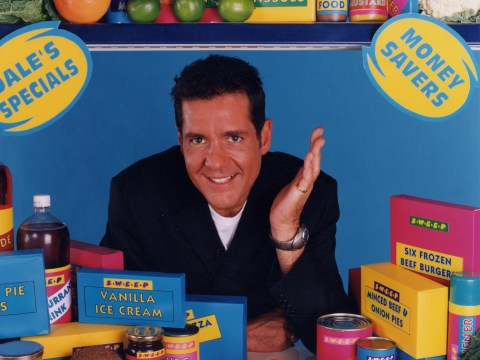 Rylan Clark Neal says Supermarket Sweep reboot will include 'a nod to Dale Winton'