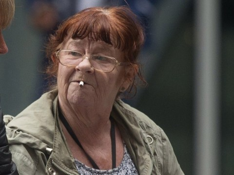 Woman, 68,  tried to grope paramedic when he helped her after a fall