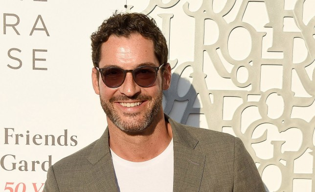 BEVERLY HILLS, CA - JULY 10: Tom Ellis arrives at the American Friends Of Covent Garden 50th Anniversary Celebration at Jean-Georges Beverly Hills on July 10, 2019 in Beverly Hills, California. (Photo by Gregg DeGuire/Getty Images)