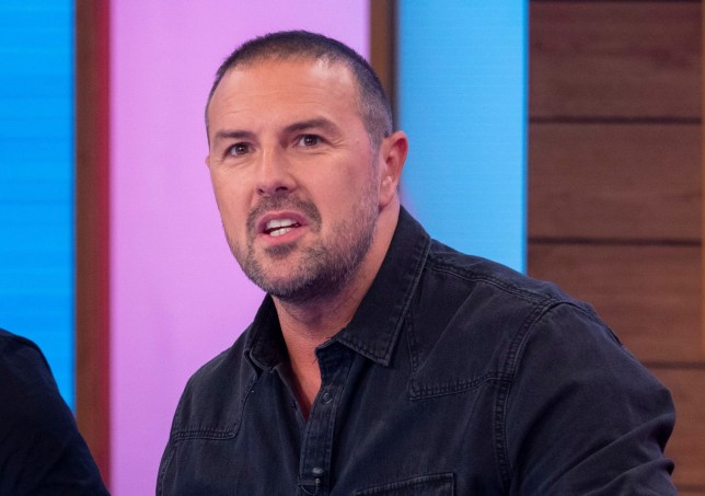 Paddy McGuinness on Loose Women
