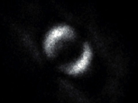 First photo of Einstein's 'spooky action at a distance' phenomenon captured