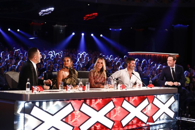 The judges of Britain's Got Talent and Britain's Got Talent The Champions