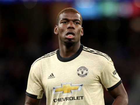 Paul Pogba being considered as Manchester United's new permanent captain