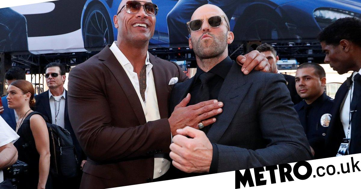 Dwayne Johnson confirms Hobbs & Shaw sequel as F9 is delayed