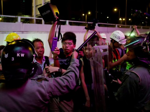 Don't be fooled by the 'progress' in Hong Kong – the struggle is far from over