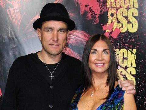 Vinnie Jones' wife Tanya, 53, laid to rest in 'beautiful funeral service'