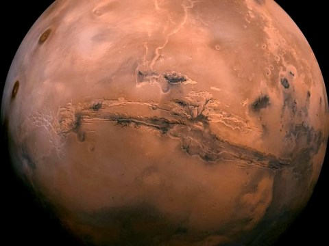 Nasa researchers think they've found a way of making Mars habitable