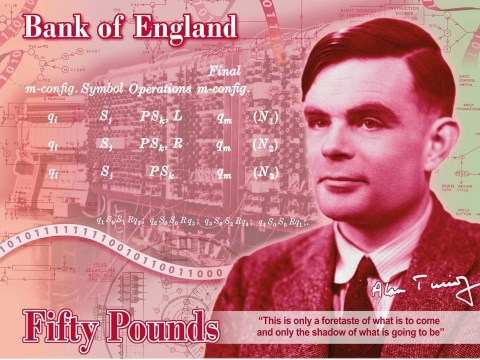 As a queer scientist, seeing Alan Turing on the £50 note leaves me conflicted