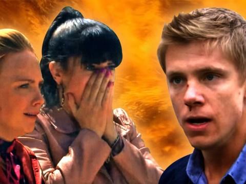 Emmerdale spoilers: Trailer reveals explosion, death and Robert Sugden murder twist