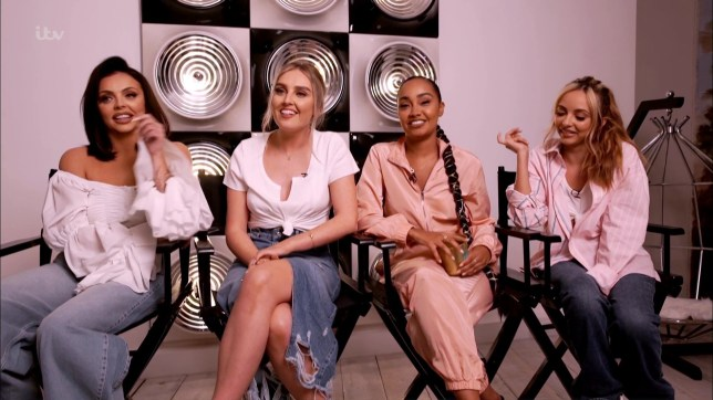 Little Mix talk makeup on This Morning