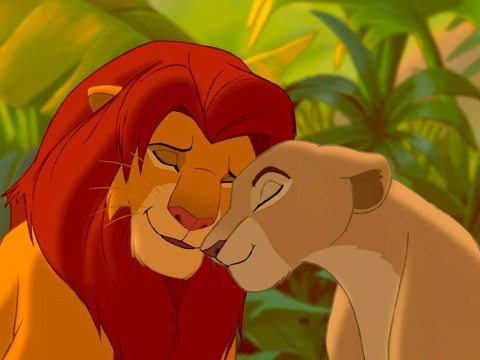 The Lion King's Simba and Nala are probably half-siblings and we're creeped out