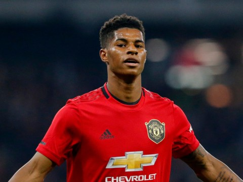 Marcus Rashford reveals his advice for Mason Greenwood during Manchester United pre-season training