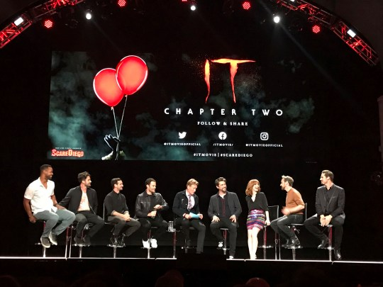 Casts of It: Chapter Two