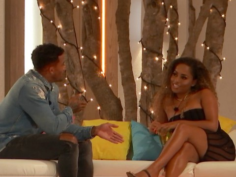 Women's Aid urge Love Island's Amber Gill to ditch 'manipulative' Michael Griffiths