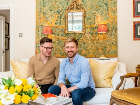 What I Rent: Matthew and Charles, £2,230 a month for a one-bedroom flat in Chelsea