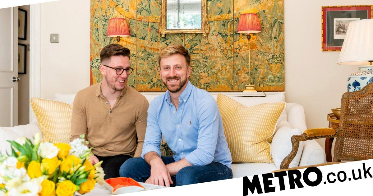 What I Rent: Matthew and Charles, £2,230 a month for a flat in Chelsea