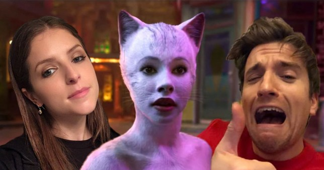 Funniest reactions to the Cats trailer