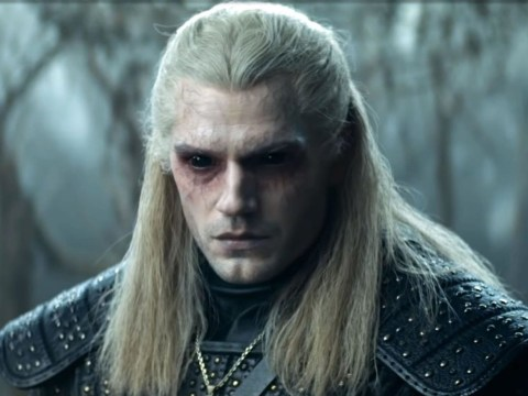 The Witcher's Henry Cavill utsreveals literal pain behind contacts worn for Netflix series