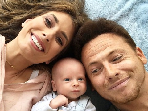 Joe Swash has tried girlfriend Stacey Solomon's breast milk but 'not from the boob'