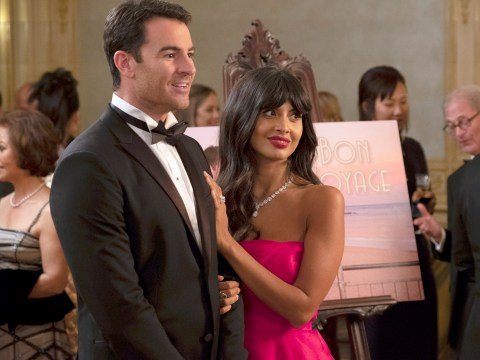 Jameela Jamil teases unbelievable guest star on The Good Place Series 4 that's left her pinching herself