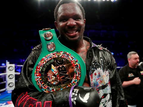 Michael Venom Page: Dillian Whyte not the type to intentionally take performance enhancing drugs