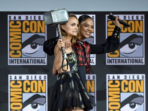 Natalie Portman is not 'the female Thor' as Taika Waititi explains how new character fits with Chris Hemworth's Thor