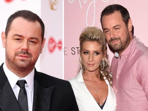 EastEnders' Danny Dyer 'sends woman underwear selfie' on stag weekend before marrying Jo Mas