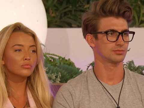 Love Island's Chris Taylor and Harley Brash 'are the first couple to split' just two weeks after the finale