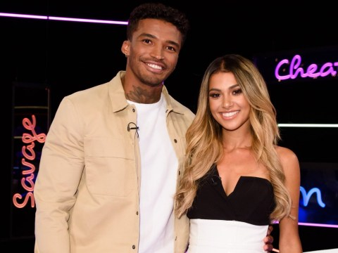 Love Island's Joanna Chimonides admits she's 'confused' after reuniting with Michael Griffiths on Aftersun