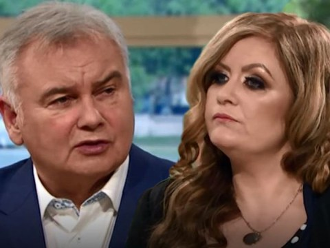 Eamonn Holmes questions woman's mental health after she divorced a pirate ghost who tried to kill her