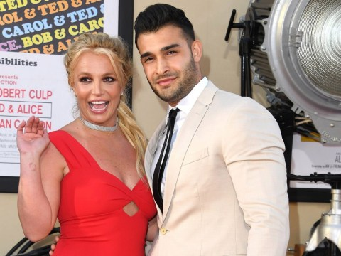Britney Spears hand-picked boyfriend Sam Asghari to star in Slumber Party music video… and the rest is history
