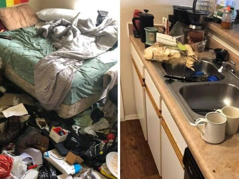 Photos of horror housemate's clutter packed room will give you flatshare flashbacks