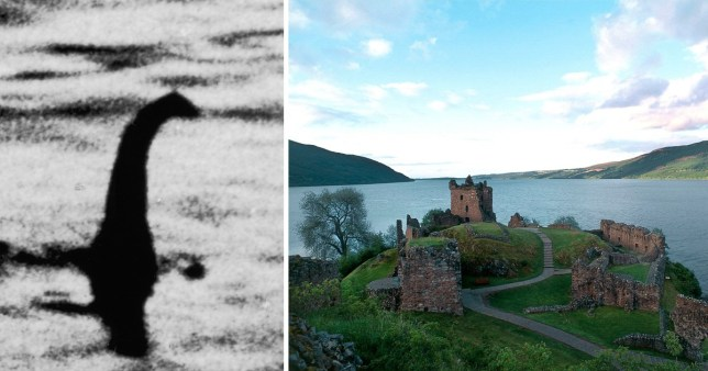 'Storm Loch Ness' is the UK version of 'Storm Area 51'