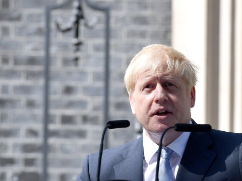 Boris Johnson: 'No ifs or buts, we are out of Europe on October 31'