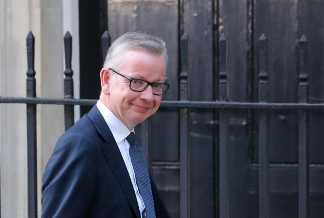 Government is 'assuming' we'll leave EU with no deal, says Michael Gove