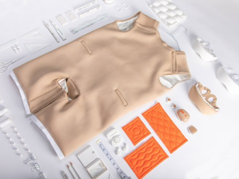 Masturbation suit lets people with disabilities fulfil their sexual needs