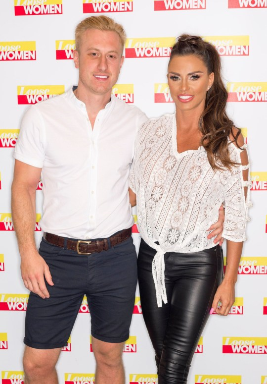 Katie Price's Set For Marriage as She Gets Engaged for Fifth Time to Boyfriend Kris Boyson