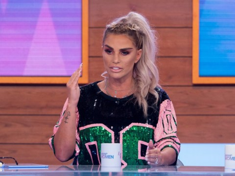 Katie Price angry Phillip Schofield wouldn't let her say derogatory n-word on live TV