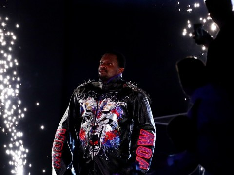 Eddie Hearn confirms Dillian Whyte failed drug test and faced anti-doping panel on fight night