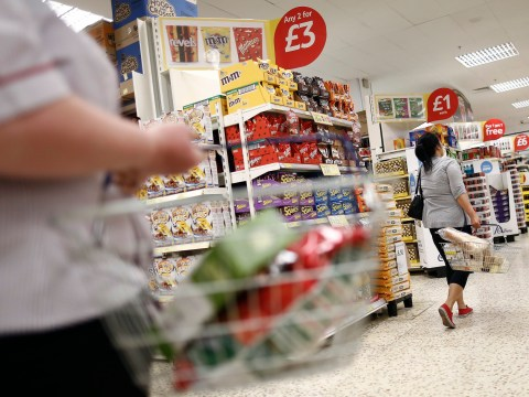 Supermarket layouts are designed to make you fat