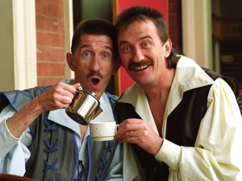 Paul Chuckle blasts BBC for 'inadequate' tribute to brother Barry and 'ridiculous' CBBC show ranking