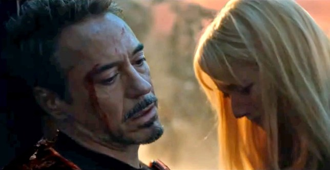 Marvel boss reveals sweet detail about Robert Downey Jr's final