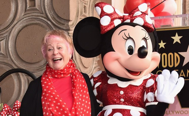 IMG RUSSI TAYLOR, Actress and Voice of Minnie Mouse