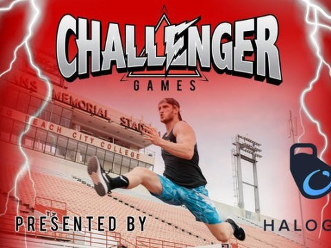 Logan Paul hosts 'YouTube Olympics' Challenger Games as he raises money for charity
