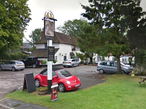 Man, 21, quizzed by police after woman 'raped at pub'