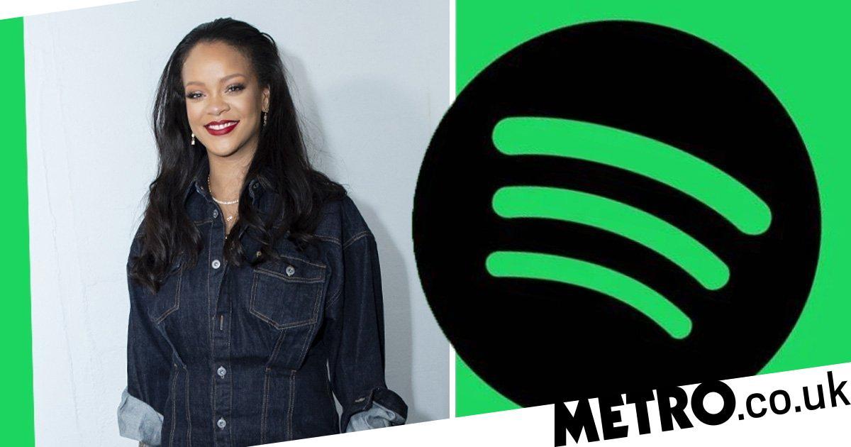 Rihanna album: Spotify hints spark R9 release date rumours