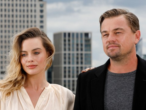 Leonardo DiCaprio knew Margot Robbie would be successful when she threw water in his face